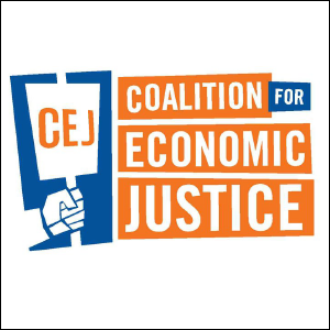 Coalition for Economic Justice logo