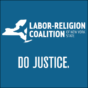 Labor Religion Coalition logo